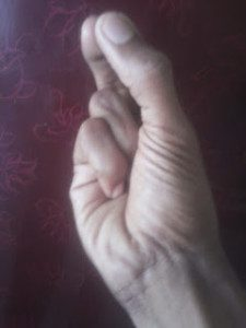 Kubera Mudra for Wealth