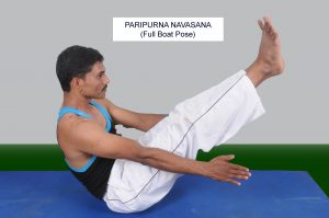 PARIPURNA NAVASANA BENEFITS, HOW TO DO STEPS