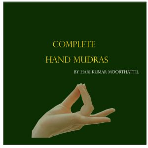 "My First E-book ""Complete Hand Mudras"""