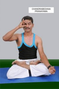 Chandra Bhedana Pranayama Benefits, How to do