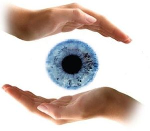 mudra for eye care