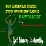 101 Ways For Weight Loss Naturally (E-Book)